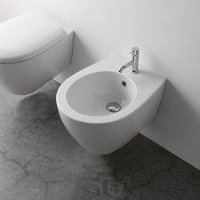Globo Bowl+ Wand-Bidet (BPS10.BI)