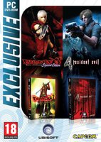 Devil May Cry 3: Dantes Erwachen - Special Edition + Resident Evil 4 (PC)