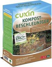 Cuxin Kompost-Beschleuniger Granulat 4 kg
