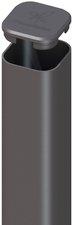 Brügmann TraumGarten Longlife Metallpfosten für erdverbau BxH: 7 x 150 cm