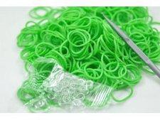 Maro Toys Magic Loom Bands 300 Stück grün