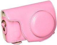 MegaGear Leder Kameratasche für NX mini mit 9mm