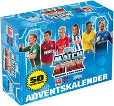 Topps Match Attax Adventskalender 2014/2015