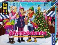 Kosmos Die drei !!! Adventskalender 2014 (631703)