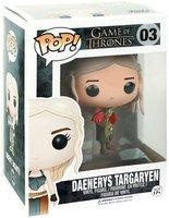 Funko Game of Thrones - Bobble-Head Daenerys Targaryen Pop