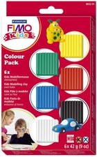 Fimo kids Materialpackung Colour Pack basic
