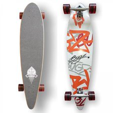 Bugz Longboard Pintail 102 Concave