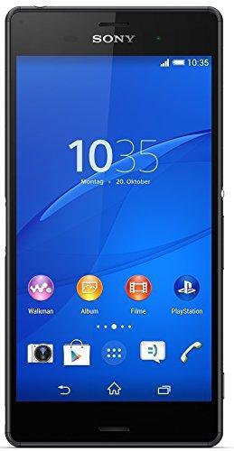 Sony Xperia Z3 Black ohne Vertrag