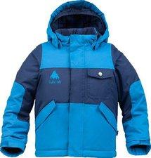 Burton Boys Fray Snowboard Jacket Atlantic / Blue-Ray