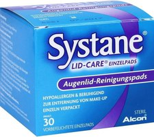 ALCON Systane Lid-Care Einzelpads (30 Stk.)