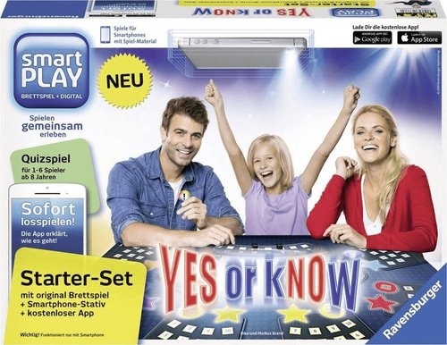 Ravensburger Yes or Know Starterset