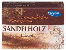 Kappus Sandelholz Luxusseife (50 g)