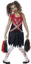 Smiffys Kinderkostüm Zombie Cheerleader