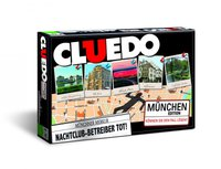 Winning Moves Cluedo München