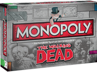 Winning Moves Monopoly The Walking Dead Survival Edition
