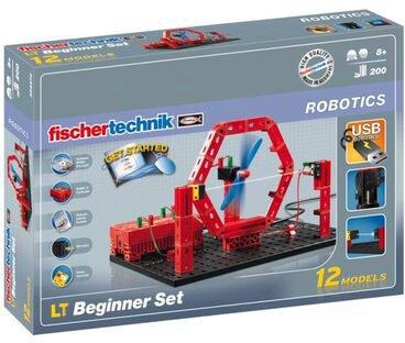 Fischertechnik ROBOTICS LT - Beginner Set (524370)
