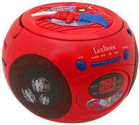 Lexibook Radio-CD Spiderman