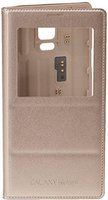 Samsung S-View Cover Gold (Galaxy Note 4)