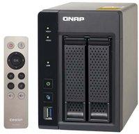 QNAP TS-253 Pro - 2x 6TB