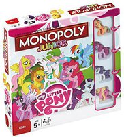 Winning Moves Monopoly Junior My Little Pony (englisch)