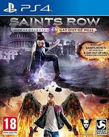 Saints Row IV: Re-elected + Gat Out of Hell (PS4)