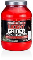 Body World Group Mega Muscle Weight Gainer 1500g