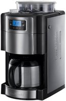 Russell Hobbs Buckingham Grind & Brew Digitale Thermo-Kaffeemaschine (21430-56)