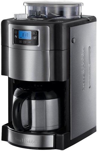 Russell Hobbs Buckingham Grind & Brew Digitale Thermo-Kaffeemaschine (21430-56)