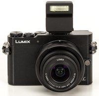 Panasonic Lumix DMC-GM5 Kit 12-32 mm (schwarz)