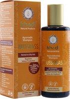 Khadi Naturprodukte Ayurvedisches Shampoo Nussgras (210 ml)