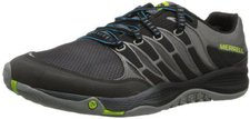 Merrell All Out Fuse black/lime