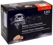 Bradley Smoker Aromabisquetten (Kirsche) 120 Stck.