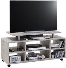 FMD Möbel TV/HiFi-Regal Variant 21 eiche