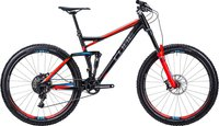 Cube Stereo 160 HPA SL 27.5 (2015)
