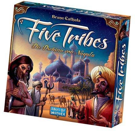 Days of Wonder Five Tribes - Die Dschinn von Naqala