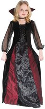 Halloween Gore Store Lady Dracula Kinderkostüm