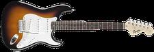 Fender Squier Affinity Stratocaster Brown Sunbrust