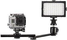 Mantona Licht Set für GoPro Basic