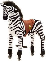 Animal Riding Zebra Marthi mittel