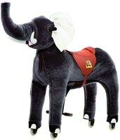 Animal Riding Elefant Sultan mittel
