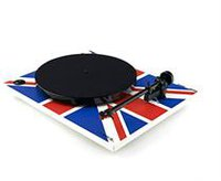 Rega RP1 UK Flag Edition