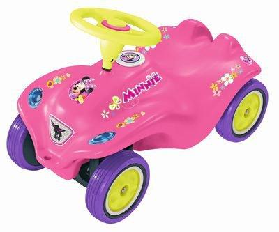 BIG New Bobby Car Minnie Mouse (56168)