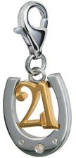 Hot Diamonds 21 Today Silver Charm (DT045)