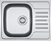Franke Polar PXN 611-60 (Edelstahl Leinen)