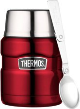 Thermos King Essensbehälter 0,47 l rot