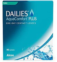 Ciba Vision Dailies AquaComfort Plus Toric -5,50 (90 Stk.)