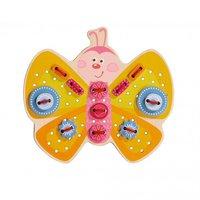 Haba Meine erste Spielwelt - Fädelspiel Schmetterling (301124)