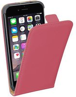 PEDEA Flip Cover Premium Pink (iPhone 6)