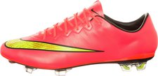 Nike Mercurial Vapor X FG hyper punch/black/volt/metallic gold coin