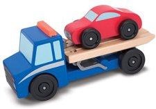 Melissa & Doug Flatbed Tow Truck (4543)